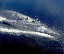 NGC to Produce US Navy's Shipboard Laser Weapon System Demonstrator