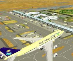 Saudi Arabia to Privatize Jeddah, Dammam Airports in 2017
