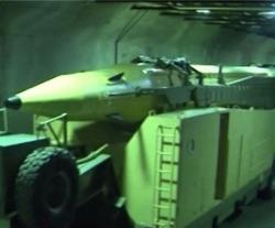 Iran Transfers Emad Missiles to New Underground Tunnel