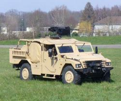 French Ministry of Defense Orders Vehicles for its Special Forces