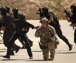 New Batch of U.S. Special Forces Arrives in Iraq