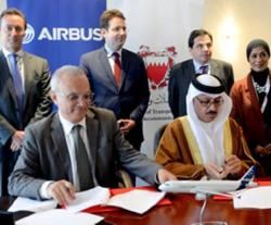 Bahrain's Transportation Ministry, Airbus Middle East Sign MoU