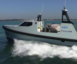 Thales, ASV Strengthen Partnership in the UK
