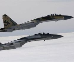 Russia Deploys Su-35 Fighter Jets to Syria