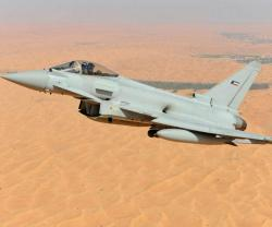 Kuwait, Italy Set to Finalize $9 Billion Eurofighter Deal