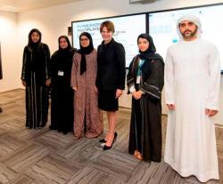 Lockheed Martin CEO Meets UAE Students in Masdar City