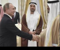 Abu Dhabi Crown Prince, Putin Discuss Bilateral Relations