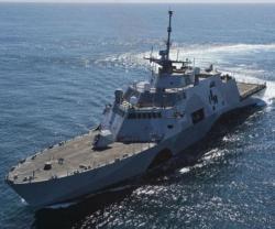 Lockheed Martin-Led Team to Build LCS 25 for U.S. Navy