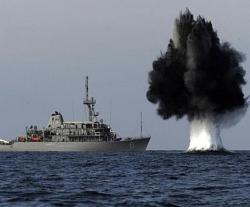 30 Nations Start Mine Countermeasures Exercise in Bahrain