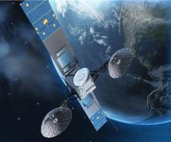 Boeing Completes Satellite for NASA TDRS Constellation