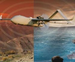 Textron Systems Demos Hybrid Quadrotor on Aerosonde SUAS