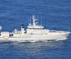 Indonesian Navy Receives Second Survey Vessel