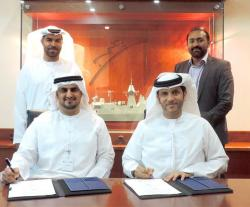 ADSB, Tasneef Sign MoU for Development of Naval Services