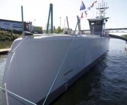 "US Tests ""Sea Hunter,"" World's Largest Unmanned Ship"
