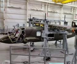 Bell Helicopter Completes V-280 Valor Wing and Fuselage Mate
