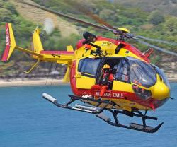 Airbus Helicopters to Retrofit 35 EC145 for Sécurité Civile in France
