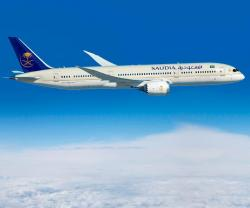 Saudi Arabian Airlines Gains Paperless Authorization