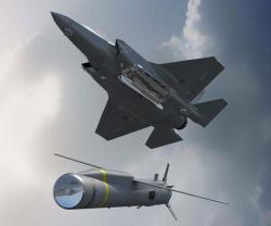MBDA'S SPEAR Missile Secures UK Development Contract