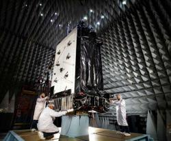 Lockheed Martin to Demo GPS III's Future Design for U.S. Air Force