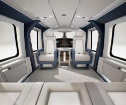 Airbus Helicopters Presents the H160 VIP Version at EBACE