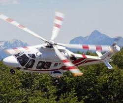 Leonardo-Finmeccanica Delivers First AW169 to Falcon Aviation
