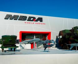 MBDA to Present Latest Missile Systems at ILA Air Show