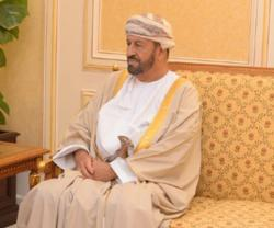 Oman's Minister for Defense Affairs Receives Japanese Delegation