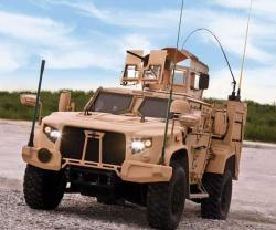 Oshkosh Awarded U.S. Army Order for JLTV Program