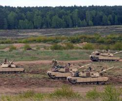 US, Poland Start Largest Ever Military Drills