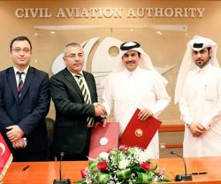 Qatar, Turkey Sign MoU for Joint Cooperation in Air Safety