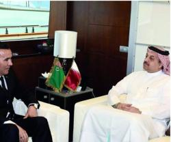 Turkmenistan Defense Delegation Visits Qatar, UAE
