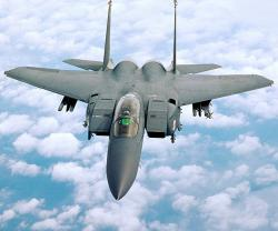 Qatar Signs $12 Billion Deal for F-15 Fighter Jets