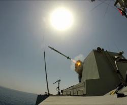 UAE Navy Buys Raytheon's RAM Block 2s Missiles