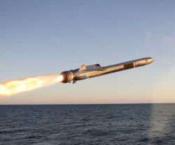 Raytheon to Build Naval Strike Missile Launchers