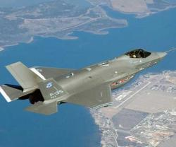 U.S. Navy Links Standard Missile-6 with F-35 Fighter