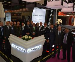 Junghans Defence, Roketsan Expand Partnership on Fuze Design andProduction