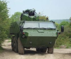 RTD Presents its VAB MARK 3 APC Amphibious Version