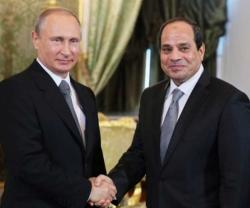 """Egypt, Russia """"Initialed or Signed"""" $3 Billion Arms Deal"""