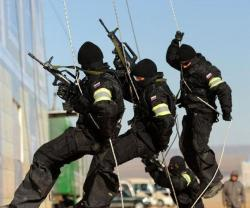 Russia, Egypt Start First Anti-Terrorism Drills