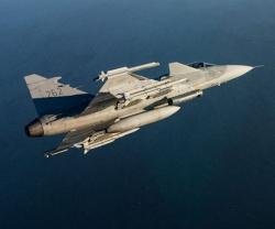 Saab Receives Technical Support Order for Gripen