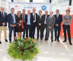 Safran, CNRS, University of Poitiers Launch Joint Research Lab