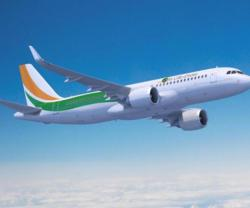 Safran's WEFA System Selected for Air Cote d'Ivoire's A320ceos