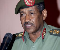 Sudanese Chief of Joint Staff Visits UAE Memorial