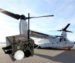 Textron Unveils Integrated Tester for Aircraft Survivability Systems