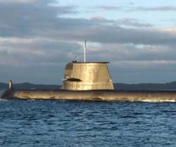 Thales to Upgrade Collins Submarine Sonar Systems