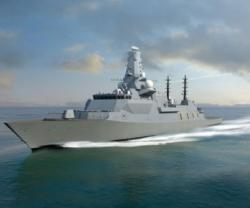 Thales to Equip 3 Royal Navy Warships With Anti-Sub Sonars