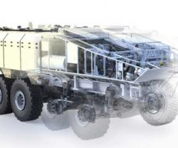 Timoney's Expertise in AFV Mobility Showcased at Eurosatory