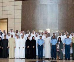 UAE's FM Receives National Defense College Delegation