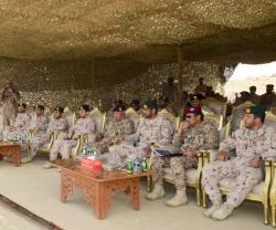 "UAE, Malaysia Conclude ""Desert Tiger 4"" Military Drill"