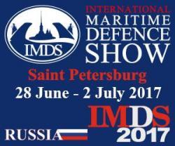 International Maritime Defense Show (IMDS 2017)